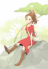 Arrietty tiny girl art.png