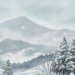 Anime Hallway Paper Snow Scene Snowypng Rpnation