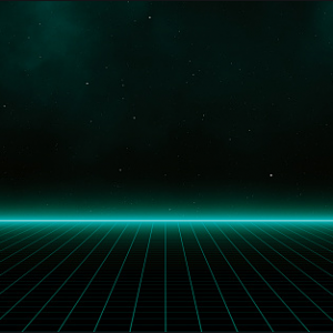 Scifi Background Green