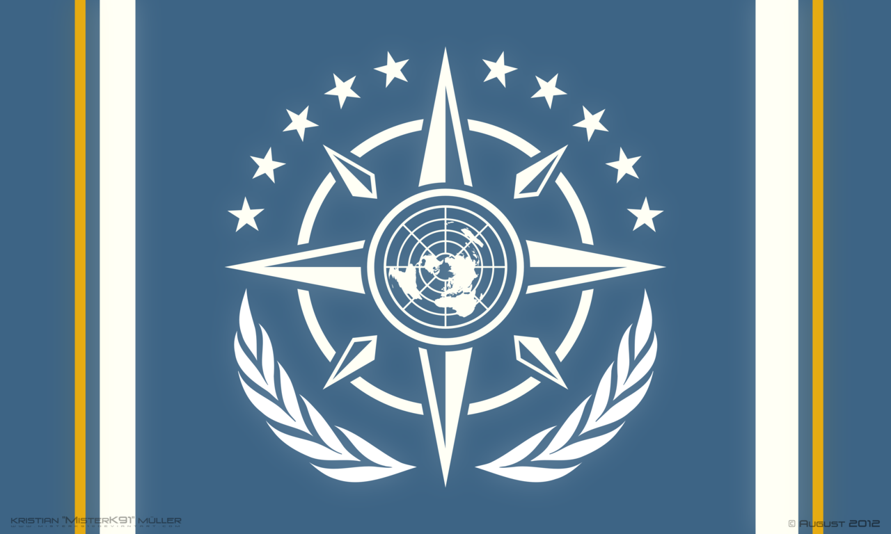 United Earth Government Flag | RpNation